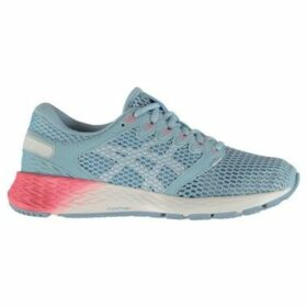 Asics  RoadHawk FF 2 Ladies Running Shoes  women's Running Trainers in Blue