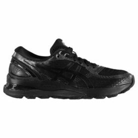 Asics  GEL NIMBUS 21 LD94  women's Running Trainers in Black