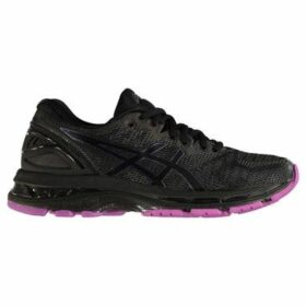 Asics  Gel Nimbus 20 Running Shoes  women's Running Trainers in Black