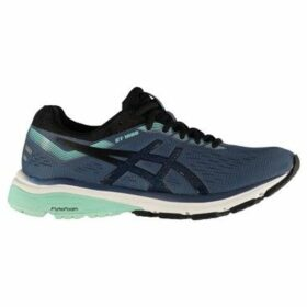 Asics  GT 1000 7 Ladies Running Shoes  women's Running Trainers in Blue