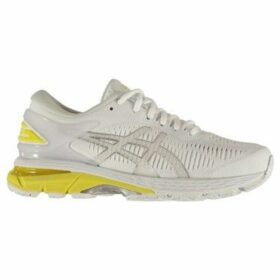 Asics  Gel Kayano 25 Ladies Running Shoes  women's Running Trainers in White