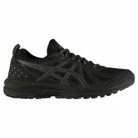 Asics  Frequent XT Trail Running Shoes Ladies  women's Running Trainers in Black