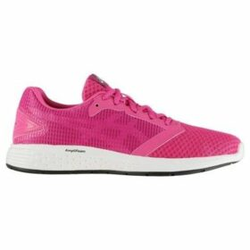 Asics  Patriot 10 Running Shoes Ladies  women's Running Trainers in Pink