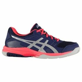 Asics  Gel Rocket 8 Trainers Ladies  women's Shoes (Trainers) in Multicolour