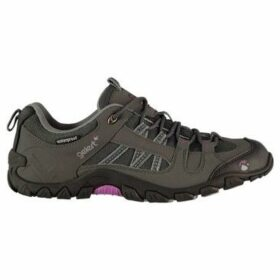 Gelert  Rocky Waterproof Ladies Walking Shoes  women's Walking Boots in Grey