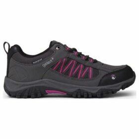 Gelert  Horizon Low Ladies Waterproof Walking Shoes  women's Walking Boots in Multicolour