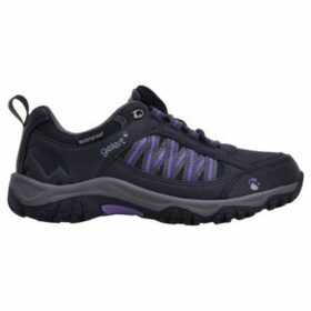 Gelert  Horizon Low Ladies Waterproof Walking Shoes  women's Walking Boots in Blue