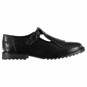 Kangol  Adele T Bar Ladies Shoes  women's Loafers / Casual Shoes in Black
