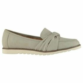 Kangol  Celia Ladies Loafers  women's Shoes (Pumps / Ballerinas) in Grey