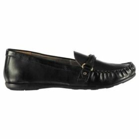 Kangol  May Ladies Loafers  women's Shoes (Pumps / Ballerinas) in Black