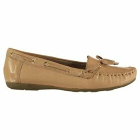 Kangol  May Ladies Loafers  women's Shoes (Pumps / Ballerinas) in Beige