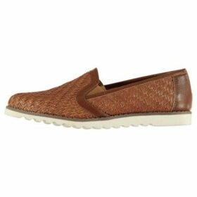 Kangol  Ruth Ladies Loafers  women's Loafers / Casual Shoes in Brown