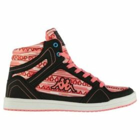 Kappa  Coleos 7 Ladies Hi Top Trainers  women's Shoes (High-top Trainers) in Multicolour