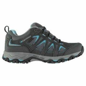 Karrimor  Mount Low Ladies Walking Shoes  women's Walking Boots in Grey