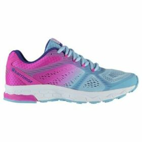 Karrimor  Tempo 5 Road Running Shoes Ladies  women's Running Trainers in Multicolour