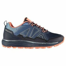 Karrimor  Rapid 2 Ladies Trail Running Shoes  women's Running Trainers in Blue