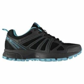 Karrimor  Caracal Trail Running Shoes  women's Running Trainers in Black