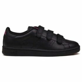 Lonsdale  Leyton Ladies Trainers  women's Shoes (Trainers) in Black