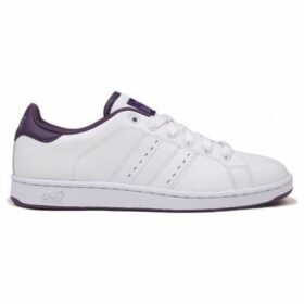 Lonsdale  Leyton Ladies Trainers  women's Shoes (Trainers) in White