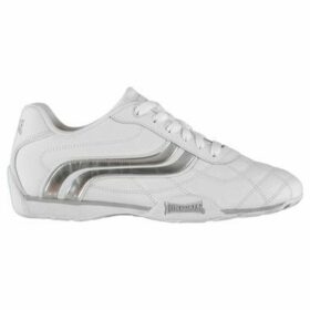 Lonsdale  Camden Ladies Trainers  women's Shoes (Trainers) in White