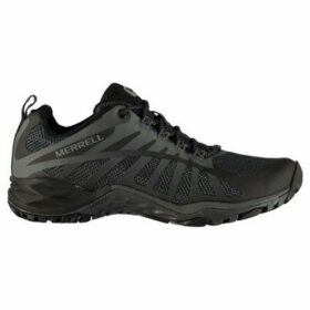 Merrell  Siren Edge Q2 Ladies Walking Shoes  women's Walking Boots in Black