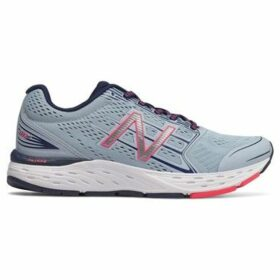 New Balance  680 v5 Ladies Running Shoes  women's Running Trainers in Blue