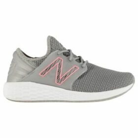 New Balance  Fresh Foam Cruz Ladies Trainers  women's Shoes (Trainers) in Grey