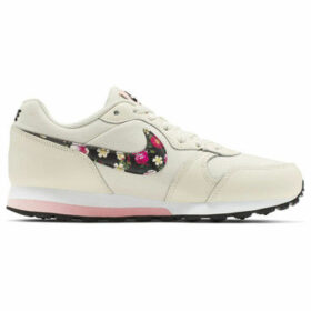 Nike  MD RUNNER 2 VF (GS)  women's Shoes (Trainers) in Beige