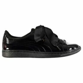 Puma  Vikky Ribbon Ladies Trainers  women's Shoes (Trainers) in Black