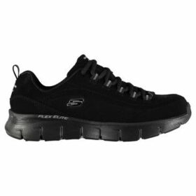 Skechers  Synergy 3 Ladies Trainers  women's Shoes (Trainers) in Black