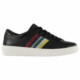 Skechers  Goldie Rainbow Rockers Ladies Trainers  women's Shoes (Trainers) in Black