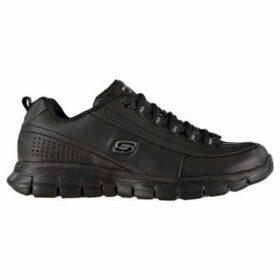 Skechers  Elite Status Ladies Trainers  women's Shoes (Trainers) in Black