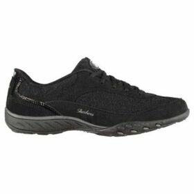Skechers  BE Poised Trainers Ladies  women's Shoes (Trainers) in Black