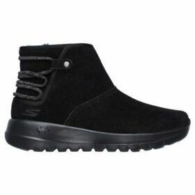 Skechers  OTG JoyAglow L91  women's Shoes (High-top Trainers) in Black