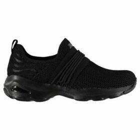 Skechers  DLite Slip On Trainers Ladies  women's Slip-ons (Shoes) in Black