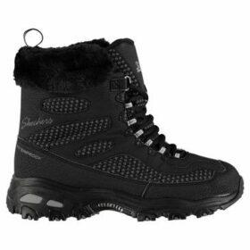 Skechers  Dlites BC Ladies Boots  women's Mid Boots in Black