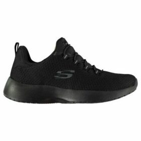Skechers  Dynamight Ladies Trainers  women's Running Trainers in Black