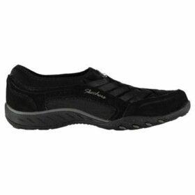 Skechers  Breathe Easy Lasting Impression Shoes Ladies  women's Slip-ons (Shoes) in Black