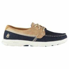 Skechers  Goga Shore Ladies Shoes  women's Boat Shoes in Blue