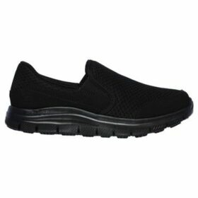 Skechers  Work Relaxed Fit Cozard Ladies Shoes  women's Slip-ons (Shoes) in Black