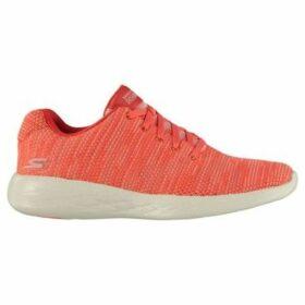 Skechers  GoRun 600 Ladies Trainers  women's Shoes (Trainers) in Orange