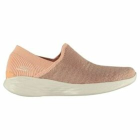 Skechers  YOU Transcend Trainers Ladies  women's Slip-ons (Shoes) in Other