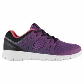 Slazenger  Pace  women's Running Trainers in Purple