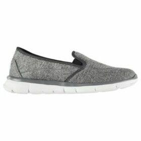 Slazenger  Zeal Slip On Ladies Shoes  women's Slip-ons (Shoes) in Grey