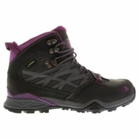 The North Face  Hedgehog GTX Mid Walking Shoes Ladies  women's Walking Boots in Grey