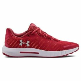 Under Armour  Pursuit Micro G Ladies Trainers  women's Running Trainers in Pink