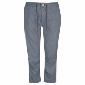 Millet  Babilona Three Quarter Walking Trousers Ladies  women's Trousers in Grey