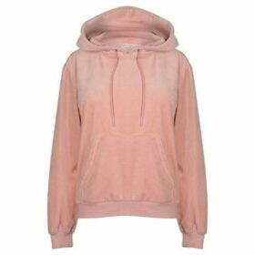 Only  Vivian OTH Hoodie  women's Sweatshirt in Pink