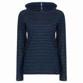 Chillaz  Berga Sweater Ladies  women's Sweatshirt in Blue