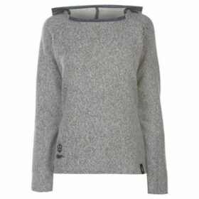 Chillaz  Bergamo Sweater Ladies  women's Sweatshirt in Grey